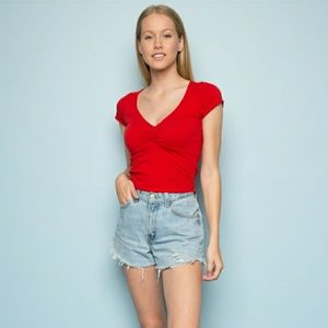 NWT Brandy Melville Gina Top
